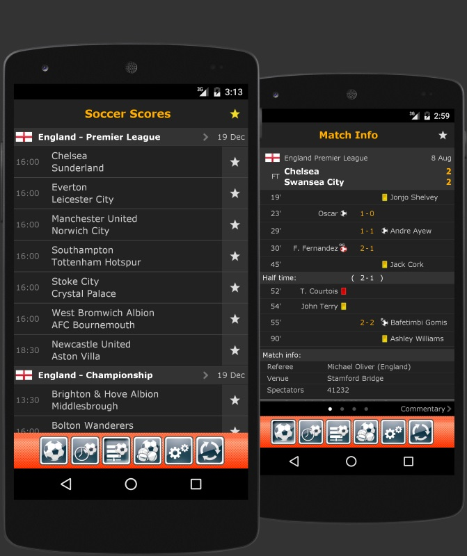 download livescore for mobile phone